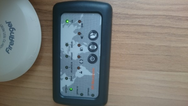 Simple Control Panel Installed Its Easy To Use