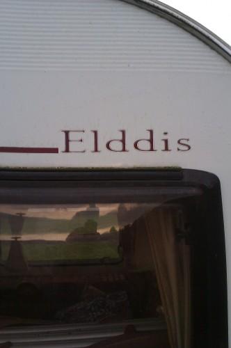 Elddis Sign