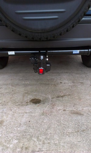 New Recall Compliant Towbar Fitted With Full 13 Pin Electrics
